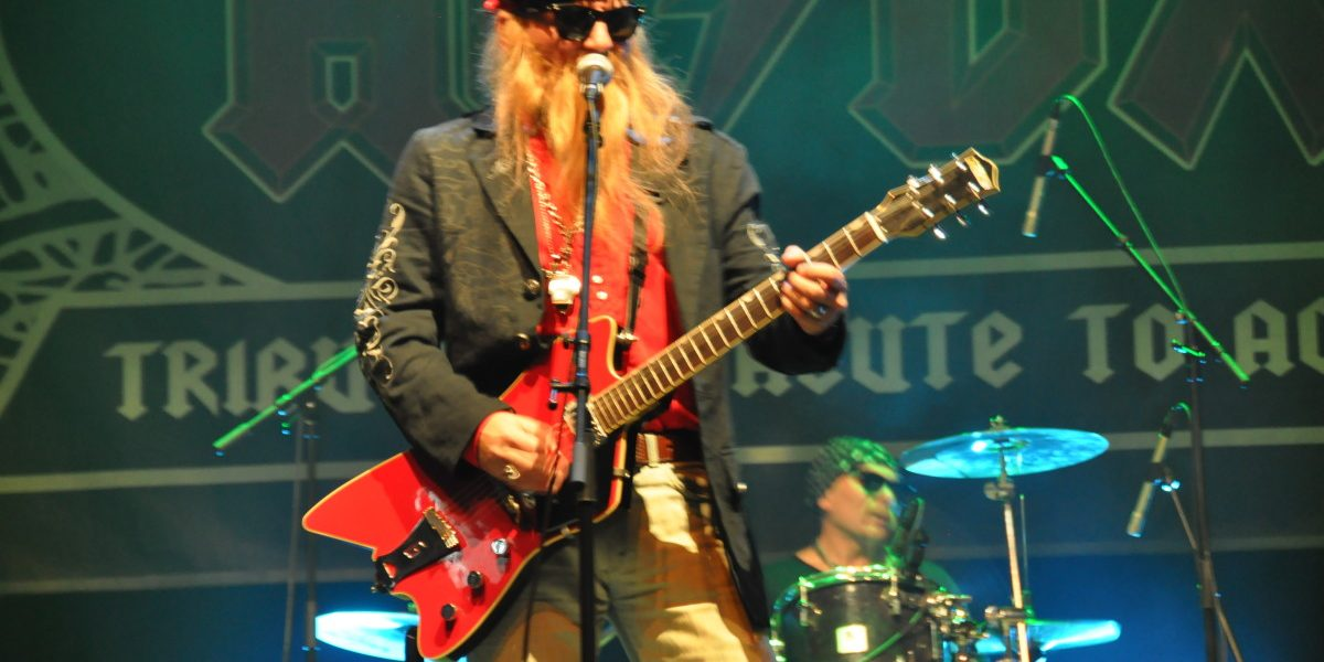 ZZ Top Revival